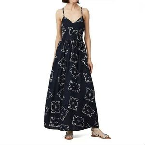 The Odell's miro maxi dress anthropology i34